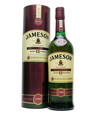 Jameson 12 Year Pewaukee Wisconsin