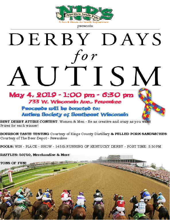 Derby Days for Autism